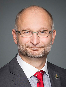 Image result for David Lametti, Minister of Justice for Canada