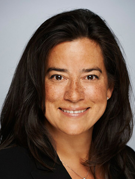 The Honourable Jody Wilson-Raybould, P.C., Q.C., M.P., Minister of Justice and Attorney General of Canada
