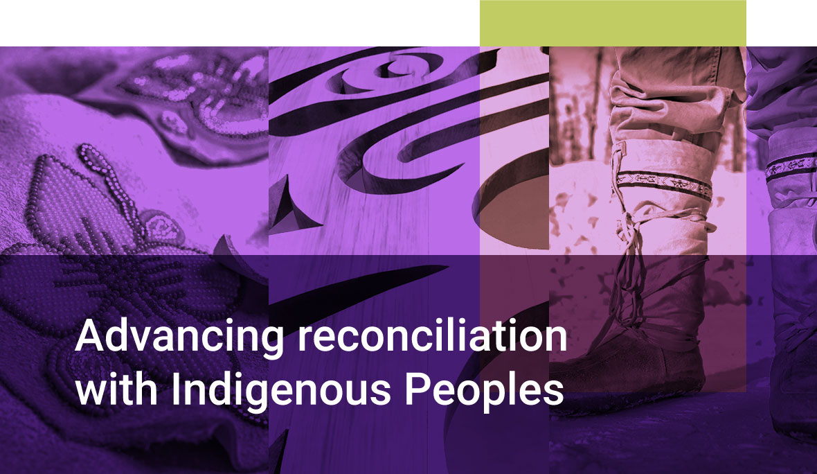 Justice results 2015-2019 - Advancing reconciliation with